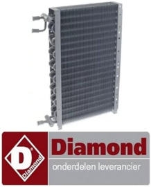 26019302 - Verdamper voor koelwerkbank DIAMOND TG2B/L
