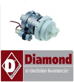 21880627 - Drukverhogingspomp DIAMOND D701-EKS