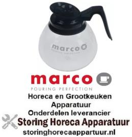 183960016 - Koffiepot 1,8 liter glas passend voor MARCO