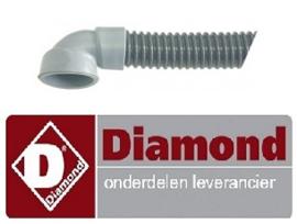 418143136 - Afvoerslang vaatwasser DIAMOND D26EKS-NP