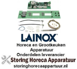 474401958 - Bedieningsprint combi-steamer zonder stoomgenerator passend voor LAINOX