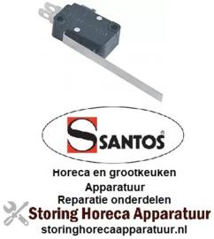 317345742 - Microschakelaar met hendel voor apparatuur  SANTOS