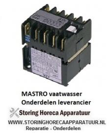 23712024011 - Relais vaatwasser MASTRO GLB0037-FN
