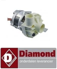 D26-EKS -  DOORSCHUIFVAATWASSER DIAMOND HORECA REPARATIE ONDERDELEN