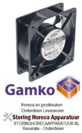 288601601 - Axiaalventilator 230VAC 50/60Hz 23/20W lager kogellager drankenkoeling  GAMKO