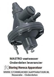 01512045206 - Doseerapparaat glansspoelmiddel vaatwasser MASTRO GLB0037-FN