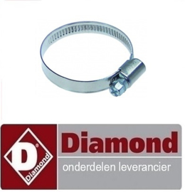 2660200164 - SLANGEKLEM 31-50 DIAMOND