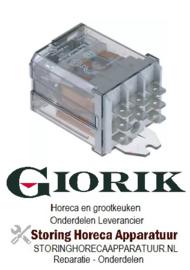 279380702 - Vermogensrelais FINDER 230VAC 16A 3NO GIORIK