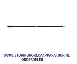 ST1379169 - Temperatuurvoeler NTC 10kOhm kabel thermoplast voeler -40 tot +110°C kabel -40 tot +110°C