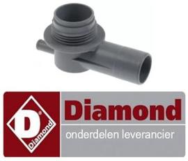 661115149 - Wasarmhouder inbouwpositie boven voor vaatwasser DIAMOND DC502