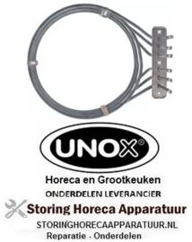 114417551 - Verwarmingselement 4700 Watt - 230 Volt voor UNOX OVEN