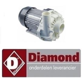 28080115 - WASPOMP VOOR D701-EKS (VANAF 2009) - 1.6kW DIAMOND D701-EKS