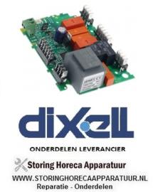 162378385 - Regelaar vermogensprintplaat DIXELL XW270K-5N0C0 inbouwmaat 90x83mm inbouwdiepte 40mm 230V