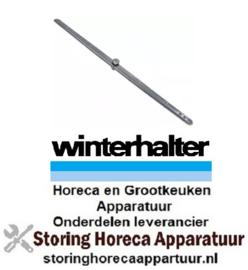 144524631  - Naspoelarm L 560mm sproeiers 9  voor vaatwasser  Winterhalter