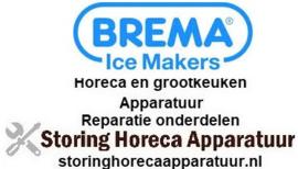 BREMA - IJSBLOKJESMACHINE HORECA EN GROOTKEUKEN REPARATIE ONDERDELEN