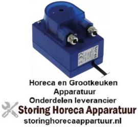 473361408 - Doseerapparaat BORES zonder sturing 1l/h 230 VAC glansspoelmiddel slang ø 4x6mm slangtype silicone