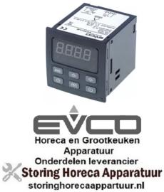 121378171 - Elektronische regelaar EVERY CONTROL EV7611 inbouwmaat 66,5x66,5mm inbouwdiepte 90mm 24/230V