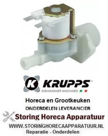 017103370 - Magneetventiel enkel recht vaatwasser KRUPPS EL45E