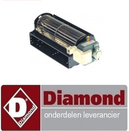 56440701008 - Dwarsstroomventilatorrol ø 60mm DIAMOND