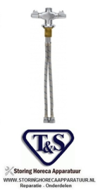 Mengkraan voor Horeca voorspoeldouche T&S