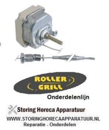 452375417 - Thermostaat t.max. 200°C ROLLER-GRILL