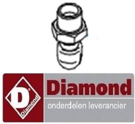 896TS4366-12 - Was sproeier voor oven DIAMOND DFV-511/PTS