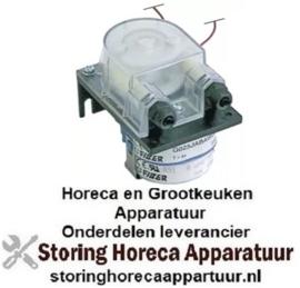 363361281 - Doseerapparaat BORES zonder sturing 2l/h 230 VAC wasmiddel slang ø 4x6mm slangtype Santoprene