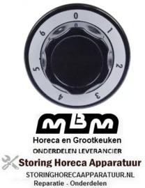331111465 - Knop 7-standen voor MBM