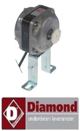 60123029 - VENTILATOR MOTOR 20 watt - 230/240V-50/60Hz  DIAMOND ICE20A