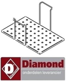 E60/CP3T - DIAMOND PRO 600 PASTA KOKER ONDERDELEN