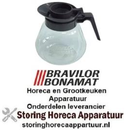 157960070 - Koffiepot 1,7 liter glas passend voor BONAMAT/ BRAVILOR