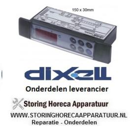 153378228 - Elektronische regelaar DIXELL XW20L-5N0C1 inbouwmaat 150x30mm inbouwdiepte 65,5mm 230V