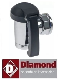 7600S0950 - Aftapkraan DIAMOND KOOKKETEL G22/M1508-N