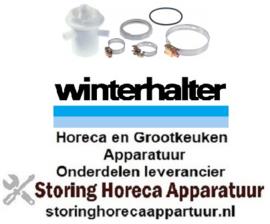 468502114 - Tegenhouder voor wasarmhouder vaatwasser WINTERHALTER