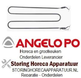 337418594 - Verwarmingselement 400W 220V voor Angelo Po koeling
