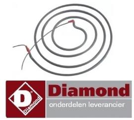 BRET/2E-R - DIAMOND PANNENKOEKEN PLAAT REPARATIE ONDERDELEN