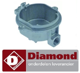 026672.111.00 - BRANDER LICHAAM 3.3Kw - DIAMOND G60/**