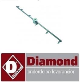 2120200802 - ONDERSTE NASPOELARM KOMPLEET P700 DIAMOND