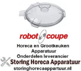 586692845 - Deksel voor snijder ø 215mm ID ø 190mm kunststof Robot-Coupe
