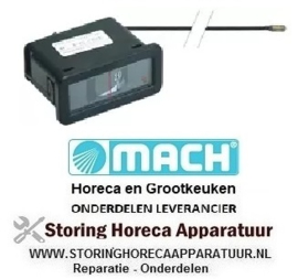 545500002500 - Thermometer 0 tot +120°C MACH MS900E