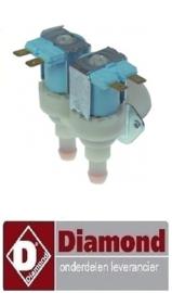 37023498 - WATER INLAAT VENTIEL-2 UITG. VOOR ICE20W-X  DIAMOND ICE20A