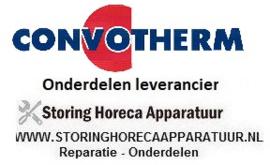 CONVOTHERM -HORECA APPARATUUR STEAMER REPARATIE ONDERDELEN