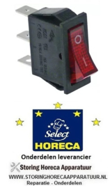 010A0ND021 - Wipschakelaar percolator HORECA-SELECT GMC1006