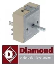 0150C1605 - Energieregelaar DIAMOND KOOKKETEL G22/M1008-N
