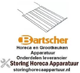 925210200 - Oplegrooster B 250mm D 315mm BARTSCHER