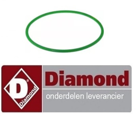 P42/XV - DIAMOND PIZZA ROLLER LINEAR FORM PLUS ONDERDELEN