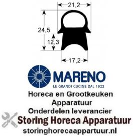 539900740 - Deurrubber voor oven 415mm L 580mm buitenmaat MARENO