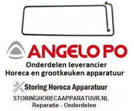 374415173 - Verwarmingselement 1600 Watt -  230 Volt ANGELO-PO