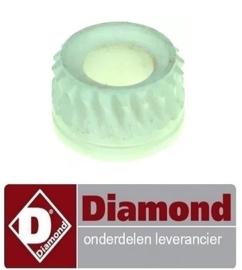 389A90IG78001 - Tandwiel ø 47,5mm voor deeguitroller DIAMOND P42/XV