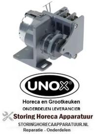 543360703 - Timer motoren 1 kamers 2 looptijd 4min 230 Volt UNOX